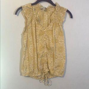 LOFT blouse size XS